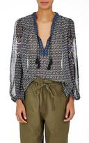 Ulla Johnson Women's Amala Silk Blouse