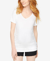 A Pea in the Pod Maternity V-Neck Tee