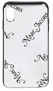 Marc Jacobs Women's New York Magazine iPhone Xs Max Logo Phone Case