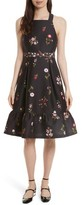 Kate Spade Women's In Bloom Fit & Flare Dress