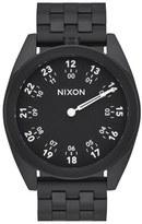 Nixon Men's 'Genesis' One-Hand Bracelet Watch, 43Mm