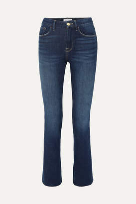 Frame Le Mini Boot Mid-rise Bootcut Jeans - Mid denim
