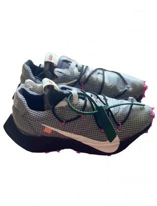 Nike x Off-White Vapor Street Black Polyester Trainers
