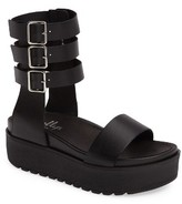 Women's Shellys London Kegan Platform Gladiator Sandal