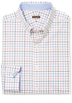 J.Mclaughlin Carnegie Classic Fit Shirt in Window Pane