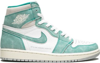 Jordan Air 1 Retro High OG turbo green