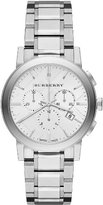 Burberry BU9750 38mm Silver Steel Bracelet & Case Anti-Reflective Sapphire Women's Watch