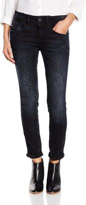 G Star Women's Lynn Mid Waist Skinny Jeans