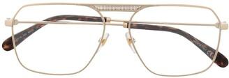 Givenchy Eyewear Unisex Aviator Optical Glasses
