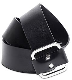 BA&SH ba & sh Women's Boxane Leather Belt