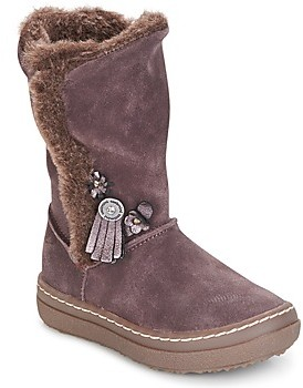 Catimini ROMA girls's Boots in Pink