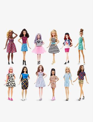 Barbie Assorted fashionista doll 11.4cm