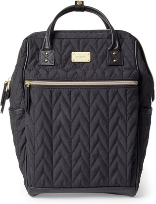 Carter's Commuter Quilted Mini Backpack Diaper Bag