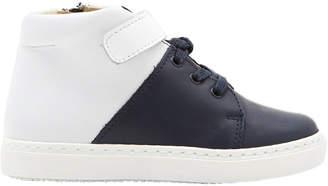 Jacadi Paris Leather High-Top Sneaker