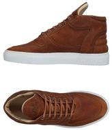 Filling Pieces High-tops & sneakers