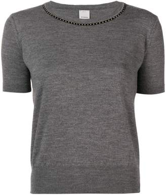 Pinko short sleeve sweater