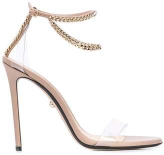 ALEVÌ Milano valentina chain strap heels