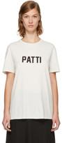 6397 White patti Boy T-shirt