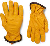 Filson - Merino Wool-lined Full-grain Leather Gloves