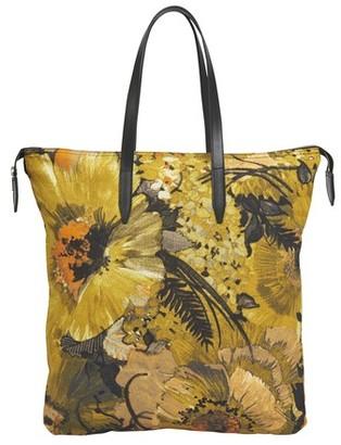 Dries Van Noten Flower printed tote bag