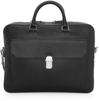 Dunhill Belgrave Leather Document Brief Case