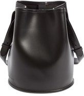 Creatures of Comfort Small Leather Bucket Bag