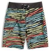 Volcom Boy's Desolation Mod Board Shorts