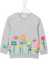 Stella McCartney Betty sweatshirt - kids - Cotton - 4 yrs