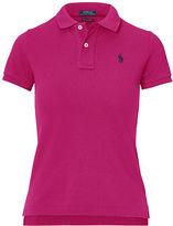 Polo Ralph Lauren Skinny-Fit Polo Shirt