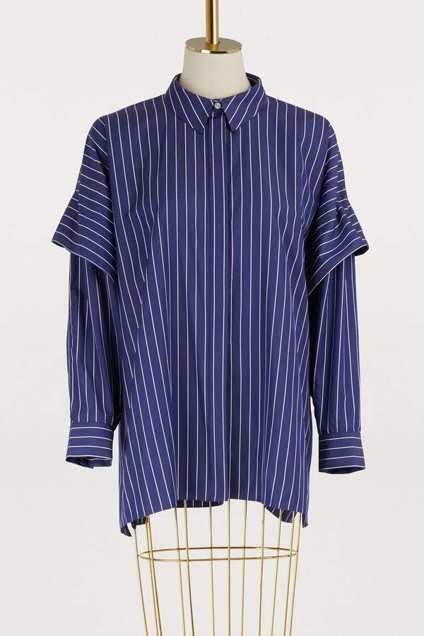 Maison Rabih Kayrouz Striped shirt