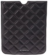 Givenchy quilted ipad case - women - Lamb Skin - One Size