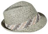 Mossimo Fedora Hat with Sash - Tan