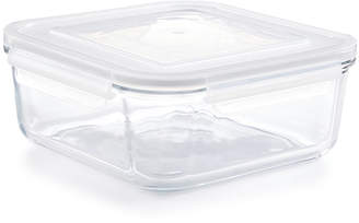 Martha Stewart Collection Square 2.45-Qt. Glass Storage Container