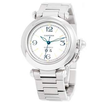 Cartier Pasha White Steel Watches