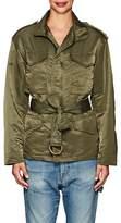 Nili Lotan Women's Easton Tech-Twill Jacket