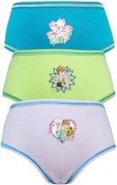 Disney Baby Frozen Fever Anna & Elsa 3 Pack Girls Pants / Knicke