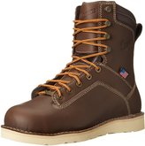 Danner Men's Quarry USA 8 Inch Alloy Toe Wedge Work Boot
