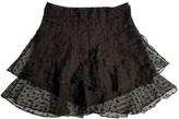 Isabel Marant Black Silk Skirts