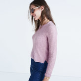 Madewell Bookend Pullover Sweater
