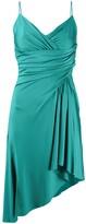 Thumbnail for your product : Alexandre Vauthier Draped Asymmetric Dress