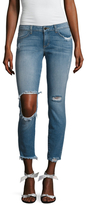 Siwy Hannah Distressed Cropped Jean