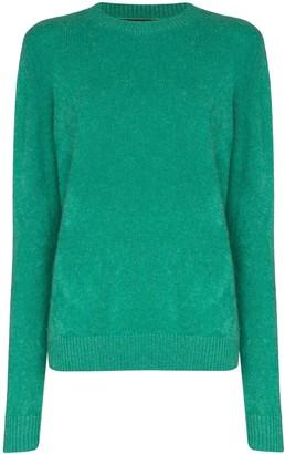 The Elder Statesman fine knit cashmere jumper