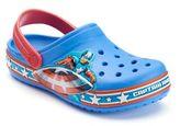 Crocs Crocband Marvel Captain America Kids' Clogs