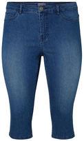 Junarose Plus Cropped Slim Fit Capris Pants