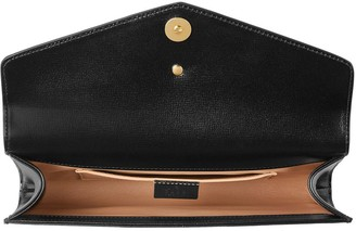Gucci Broadway Double G clutch bag