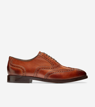 Cole Haan American Classic Kneeland Brogue Wingtip Oxford