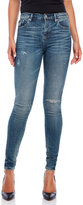 Earnest Sewn Blake High-Rise Dark Skinny Jeans