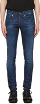 Tiger of Sweden Blue Slim Jeans