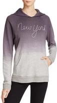 Sundry New York Ombre Hooded Sweatshirt