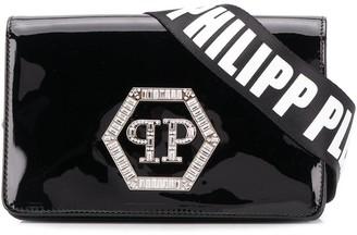 Philipp Plein Logo Shoulder Bag